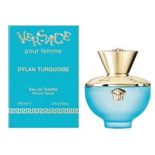 Edt Dylan Turquoise Pour Femme Versace
