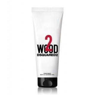 Perfumed Bath & Shower Gel 2 Wood Dsquared2