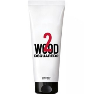Perfumed Body Gel 2 Wood Dsquared2
